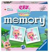 memory® Cry Babies Juegos;Juegos educativos - Ravensburger