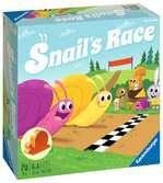 Snail s Race Game Games;Family Games - Ravensburger