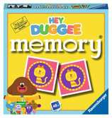 Hey Duggee Mini Memory Games;memory® - Ravensburger