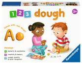 1,2,3 dough Games;Educational Games - Ravensburger