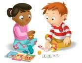 1,2,3 dough Games;Educational Games - Ravensburger