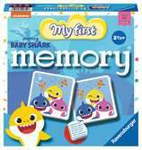 Baby Shark My first memory® Jeux;memory® - Ravensburger