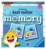 Ravensburger Baby Shark Mini Memory® Game Games;memory® - Ravensburger