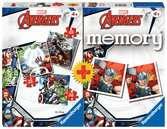 Multipack Avengers Juegos;Juegos educativos - Ravensburger