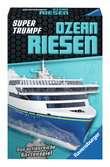 Ozeanriesen Spiele;Kartenspiele - Ravensburger