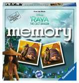 Ravensburger Disney Raya and the Last Dragon Mini Memory® Game Games;memory® - Ravensburger