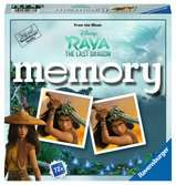 Disney Raya and the last Dragon memory® Spiele;Familienspiele - Ravensburger