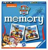 Ravensburger Paw Patrol Mini Memory® Game Games;memory® - Ravensburger