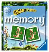 Ravensburger Gigantosaurus Mini Memory® Game Games;memory® - Ravensburger