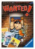 Wanted! Games;Family Games - Ravensburger