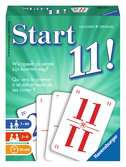Start 11 Jeux;Jeux de cartes - Ravensburger