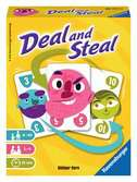 Deal & Steal Jeux;Jeux de cartes - Ravensburger