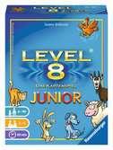 Level 8 – Junior Spiele;Kartenspiele - Ravensburger