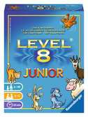 Level 8 Junior Spellen;Kaartspellen - Ravensburger
