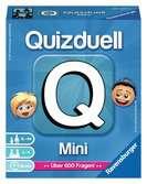 Quizduell Mini Spiele;Kartenspiele - Ravensburger