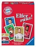FC Bayern München Elfer raus! Spiele;Kartenspiele - Ravensburger