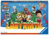 Labyrinth Junior Tlapková patrola Hry;Zábavné dětské hry - Ravensburger