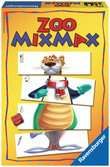 Zoo Mix Max Spill;Barnespill - Ravensburger
