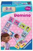 Doc McStuffins Domino Games;Children s Games - Ravensburger