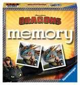 Dragons memory® Spiele;Kinderspiele - Ravensburger