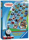 Thomas & Friends Snakes & Ladders Game Games;Children s Games - Ravensburger