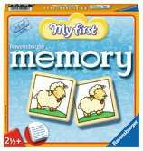 My first memory® Jeux;memory® - Ravensburger