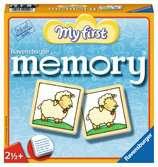 My first memory® Spellen;memory® - Ravensburger