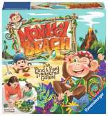 Monkey Beach Games;Family Games - Ravensburger