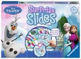 Disney Frozen Surprise Slides Game Games;Children s Games - Ravensburger