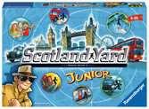 SCOTLAND YARD JUNIOR Gry;Gry dla dzieci - Ravensburger