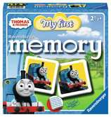 Thomas & Friends My first memory® Giochi;Giochi educativi - Ravensburger