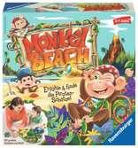 Monkey Beach Spiele;Kinderspiele - Ravensburger