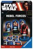 STAR WARS VII Rebel Forces Games;Strategy Games - Ravensburger