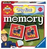 My First Grand memory® Sam le Pompier Premier âge;Jeux - Ravensburger