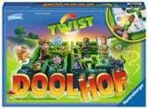 Doolhof Twist Spellen;Vrolijke kinderenspellen - Ravensburger