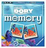 Finding Dory mini memory® Games;memory® - Ravensburger