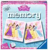 Disney Princess XL memory® Spill;Barnespill - Ravensburger