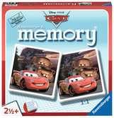 Disney/Pixar Cars XL memory® Spil;Børnespil - Ravensburger