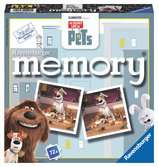The Secret Life of Pets memory® Spiele;Kinderspiele - Ravensburger