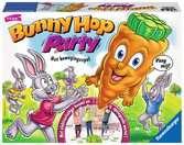 Bunny Hop Party Spellen;Vrolijke kinderenspellen - Ravensburger