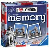 London Mini memory® Games;memory® - Ravensburger
