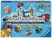 Junior Scotland Yard Spil;Børnespil - Ravensburger
