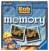 Bob the Builder memory® Giochi;Giochi educativi - Ravensburger