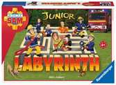 Fireman Sam Junior Labyrinth Spiele;Kinderspiele - Ravensburger