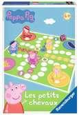 Les petits chevaux Peppa Pig Jeux de société;Jeux enfants - Ravensburger