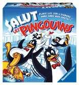 Salut les pingouins Games;Children s Games - Ravensburger