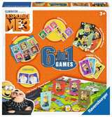 Despicable Me 3 6-in-1 Game Games;Children s Games - Ravensburger