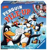 Penguin Pile Up Games;Children s Games - Ravensburger