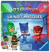 La nuit masquée Pyjamasques Jeux;Jeux de société enfants - Ravensburger