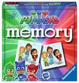 Grand memory® Pyjamasques Jeux;memory® - Ravensburger